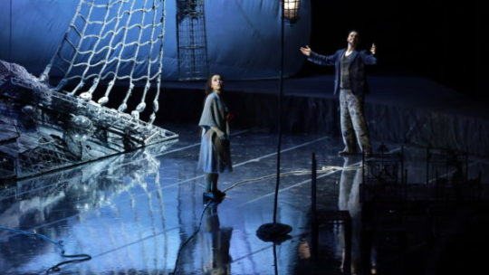 Forbidden longings: two opera premieres at Mariinsky Theatre