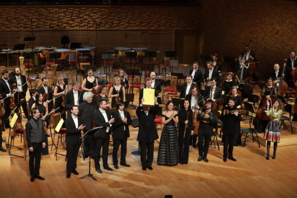 Musical feasts by modern Russian composers