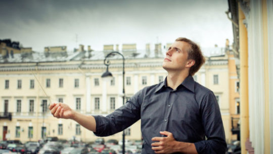 Vasily Petrenko: to understand music you don't need to know any languages