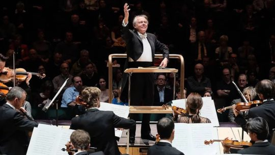 Mariss Jansons with Bavarian Radio Symphony Orchestra, Barbican Centre, 24th November 2017