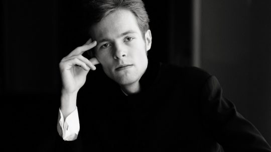 "Interview with conductor Nikita Sorokine: ""Perception of thoughts expressed through music is an essential part of human nature"""